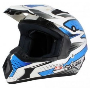 Casco Cross S-LINE S813. Varias Decoraciones