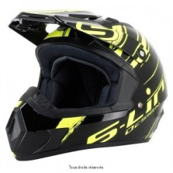 Casco Cross S-LINE S813N. Varias Decoraciones