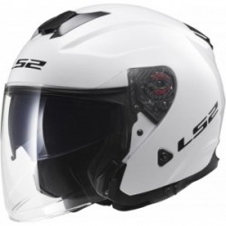 Casco LS2 INFINITY OF521 BLANCO