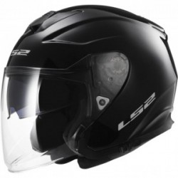Casco LS2 INFINITY OF521 NEGRO