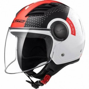 Casco LS2 AIRFLOW L OF562 CONDOR