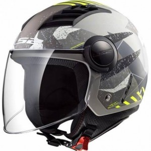 Casco LS2 AIRFLOW L OF562 CAMO