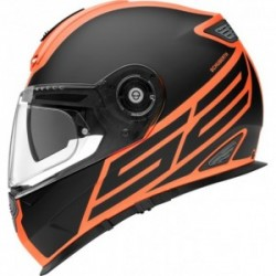 Casco Schuberth S2 Sport TRACTION Orange