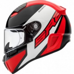 Casco Schuberth SR2 WILDCARD Red