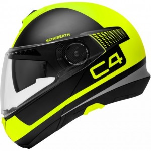 Casco Schuberth C4 LEGACY Yellow