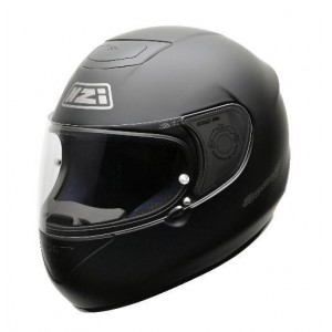 Casco Integral NZI SPYDER V MATT BLACK