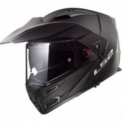 LS2 METRO EVO FF324 Negro Mate, Bluetooth Opcional