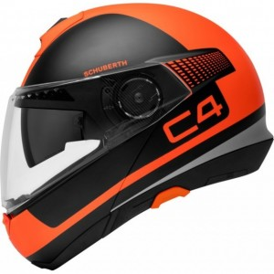 Casco Schuberth C4 LEGACY Orange