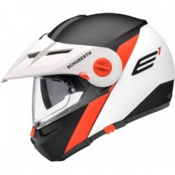 Casco Schuberth E1 GRAVITY Orange