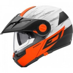 Casco Schuberth E1 CROSSFIRE Orange
