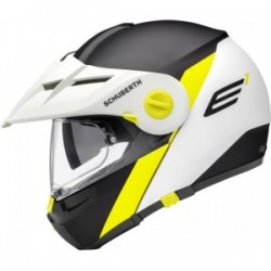 Casco Schuberth E1 GRAVITY Yellow