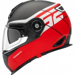 Casco Schuberth S2 Sport RUSH Red