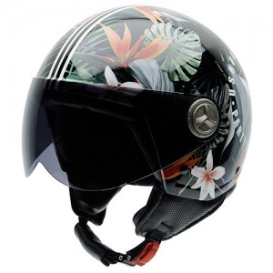Casco NZI Zeta Ushuaia TROPICAL PERFECT