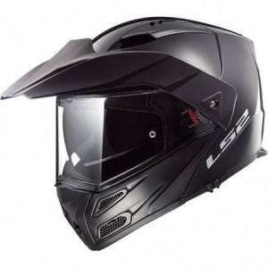 LS2 METRO EVO FF324 Negro, Bluetooth Opcional