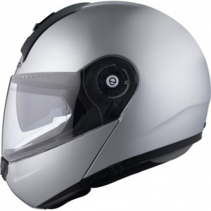 Schuberth C3 BASIC Plata + Bluetooth