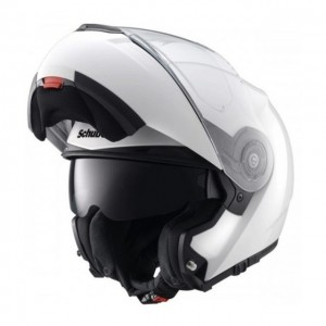 Schuberth C3 BASIC Blanco + Bluetooth