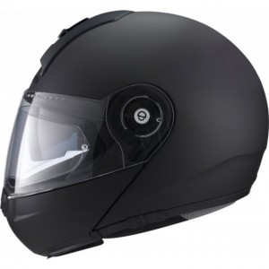 Schuberth C3 BASIC Negro Mate + Bluetooth