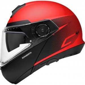 Casco Schuberth C4 RESONANCE Red