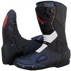 Botas de moto Racing La Torrica, talla 42