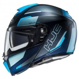 HJC RPHA 90 Rabrigo azul, Bluetooth opcional