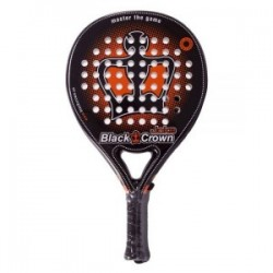 Pala De Padel Black Crown Joke 2018