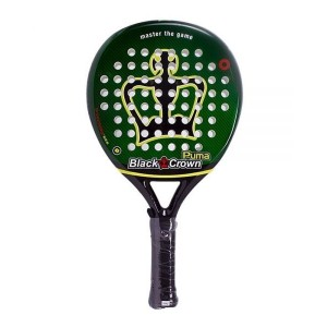 Pala De Padel Black Crown Puma