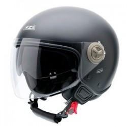 Casco NZI CENTER DUO MATT BLACK