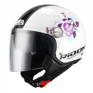 Casco NZI CAPITAL DUO BLOOM