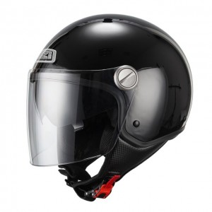 Casco NZI CAPITAL DUO BLACK