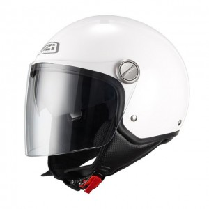 Casco NZI CAPITAL DUO WHITE