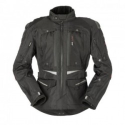 Chaqueta Cordura Rainers Arrow Negra