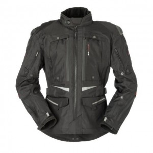 Chaqueta Cordura Rainers Arrow Negro