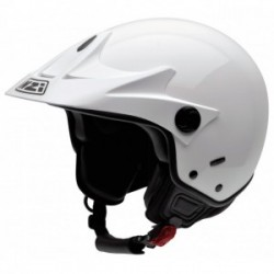Casco NZI TRIALS III Blanco