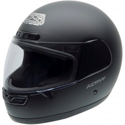 Casco NZI ACTIVY MATT BLACK