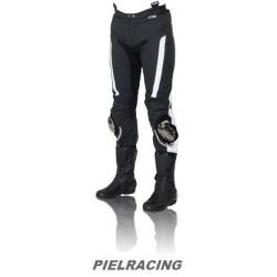 Pantalón de Piel Evoltion LP1.58 Negro/Blanco