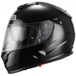 Casco NZI SYMBIO DUO BLACK