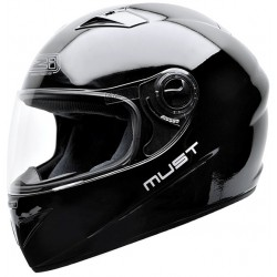 Casco NZI MUST II BLACK
