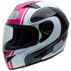 Casco NZI MUST II WHITE PINK
