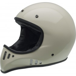 Casco Integral NZI MAD CARBON BONE