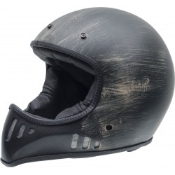Casco Integral NZI MAD CARBON BLACK OXYD