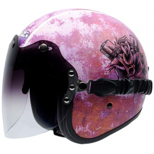 Casco NZI ROLLING 3 DUO FAST LADY