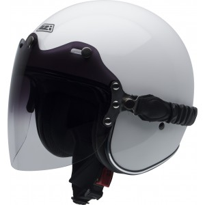 Casco ROLLING 3 DUO WHITE