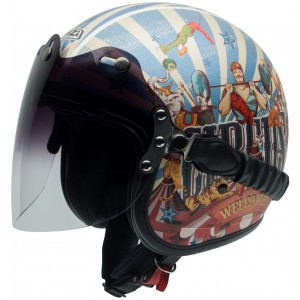 Casco NZI ROLLING 3 DUO WELCOME