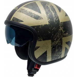 Casco NZI ROLLING 3 GOLDEN DUCAT
