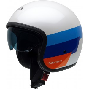 Casco NZI ROLLING 3 W-SAFERIDERS