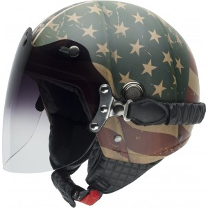 Casco NZI TONUP VISOR ILLINOIS