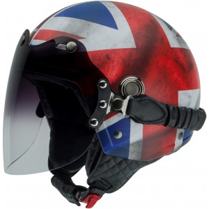 Casco NZI TONUP VISOR GREAT