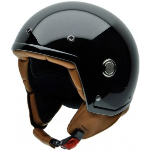 Casco NZI TONUP BLACK