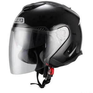 Casco NZI AVENEW DUO BLACK
