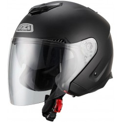Casco NZI AVENEW DUO MATT BLACK